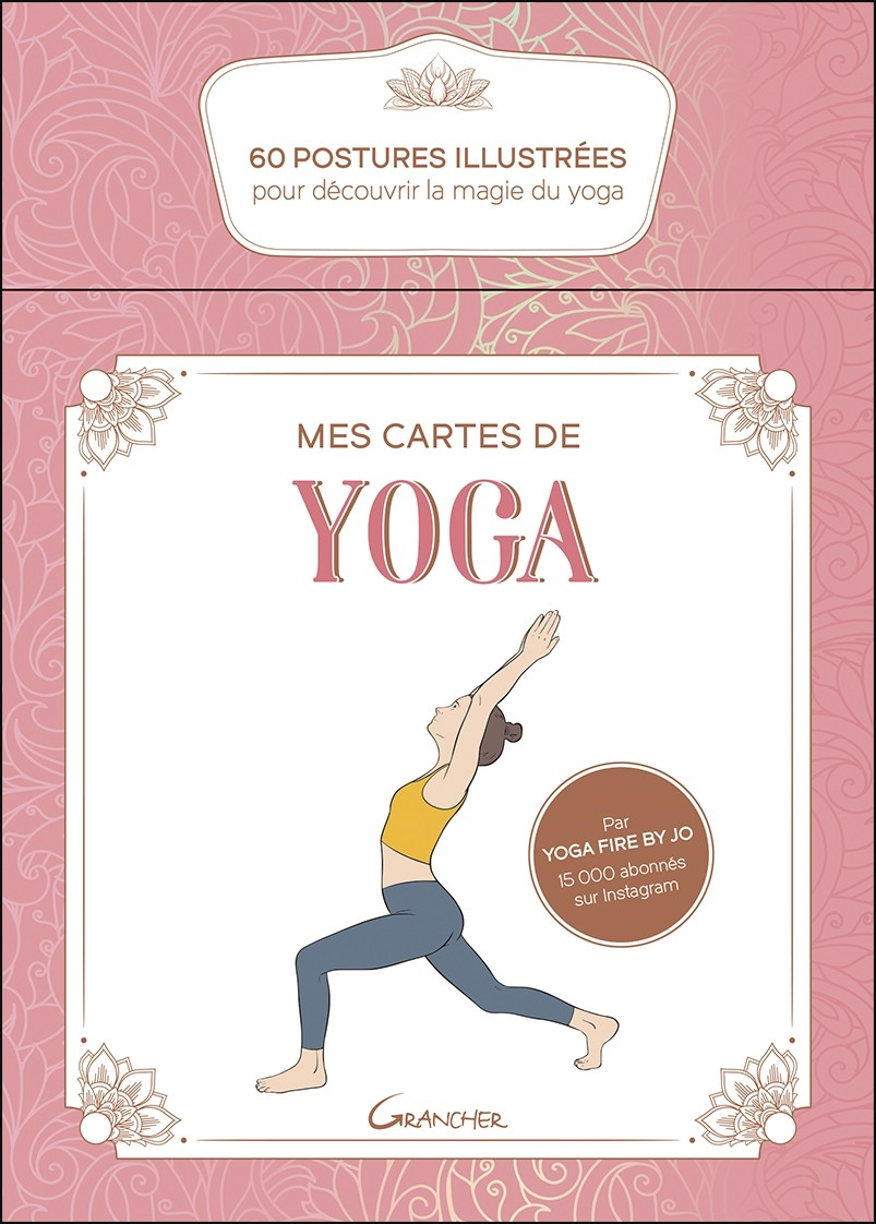 Coffret Mes cartes de YOGA